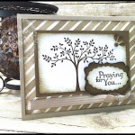 FLASH CARD VIDEO - Thoughts & Prayers - www.SimplySimpleStamping.com - February 4, 2016 blog post