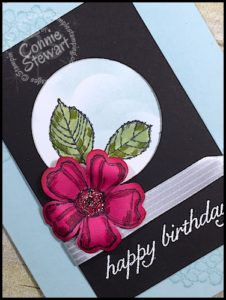 Stampin' Gals Gone Wild Weekend Challenge for May 13, 2016 - check it out at www.SimplySimpleStamping.com