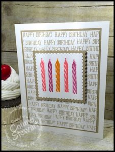 What's New Wednesday? Sweet Cupcake Bundle - see LOTS of fun ideas using this delicious bundle at www.SimplySimpleStamping.com - look for the July 27, 2016 blog post!