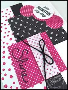 Stampin' Gals Gone Wild Weekend Challenge for August 26, 2016 - check it out at www.SimplySimpleStamping.com