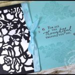 FLASH CARD Video Tutorial - Floral Phrases Tri-fold Card - see the video at www.SimplySimpleStamping.com.  Just look for the August 10, 2016 blog post!