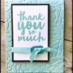 2-Minute Tuesday Tip Video - Pop Tab Ribbon Slides - upcycle those pop can tabs to create a fabulous ribbon slide for your cards!  See the video at www.SimplySimpleStamping.com - look for the August 16, 2016 blog post