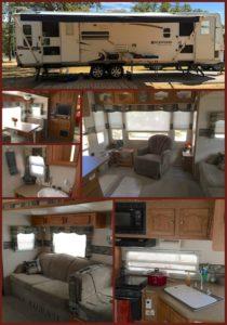 My 2007 Rockwood Camper