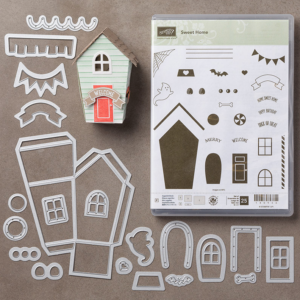Stamping Up Home Sweet Home Dog House
