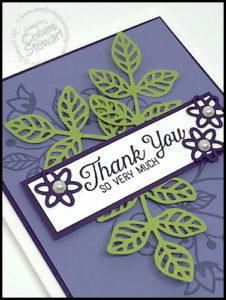 Stampin' Gals Gone Wild Weekend Challenge for September 9, 2016 - check it out at www.SimplySimpleStamping.com