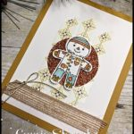 MAKE IT IN MINUTES - Create this Autumn Scarecrow card in a matter of minutes!  Check it out at www.SimplySimpleStamping.com - look for the October 18, 2016 blog post