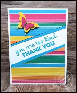 Stampin' Gals Gone Wild Weekend Challenge for October 28, 2016 - check it out at www.SimplySimpleStamping.com