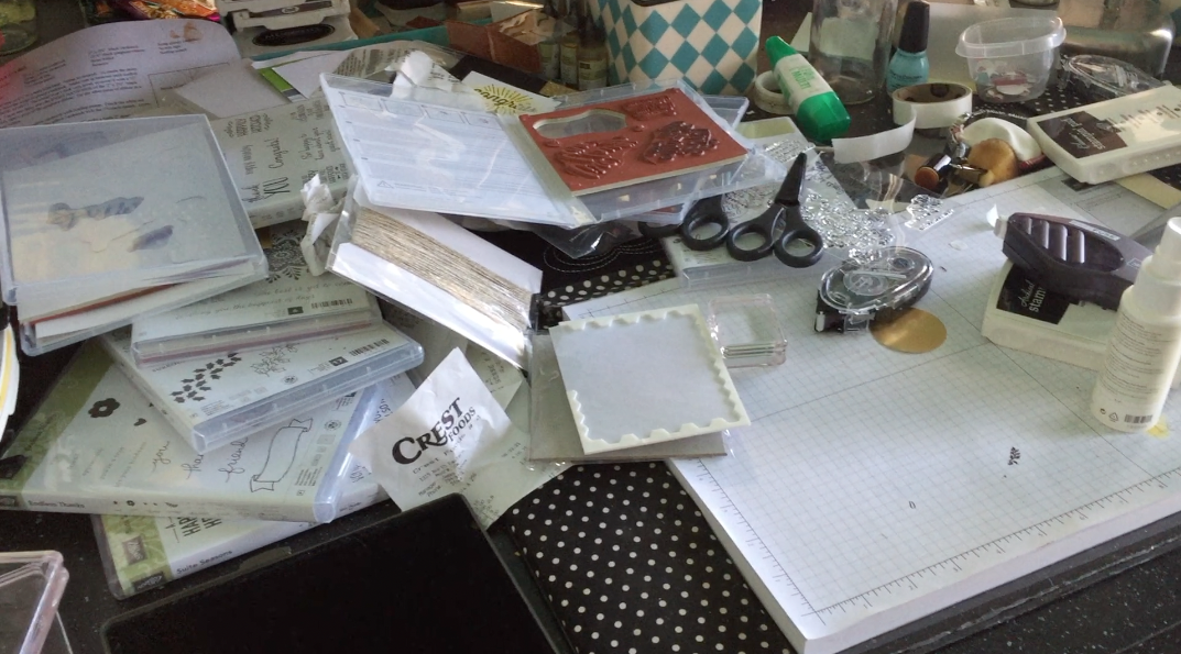 2-Minute Tuesday Tip – Never Lose a Stamp or Framelit Again