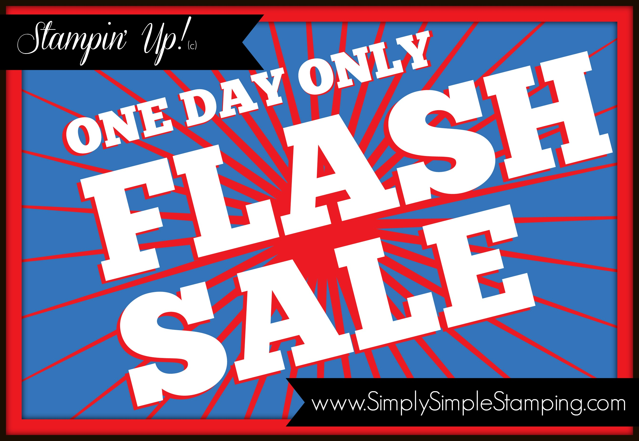 15% Off Selected Stamps TODAY ONLY!