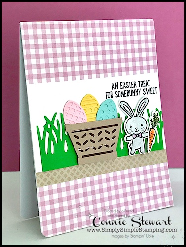 Make It Monday – Somebunny Sweet Easter Card