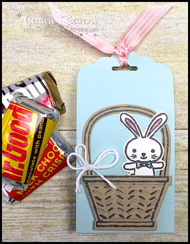 Make It Monday – Sweet Bunny Treat Holder