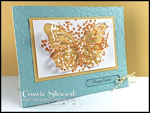 FLASH CARD – Fluttering Butterfly – Video No. 92