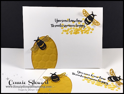 Make It in Minutes FLASH CARD 2.0 – Beehives & Bumblebees – Video No. 78
