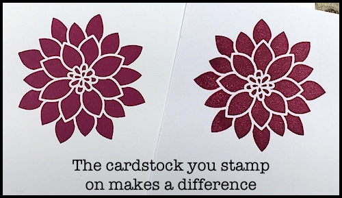2-Minute Tuesday Tip – No More Botchy Stamped Images