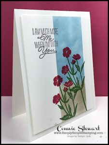 TEACH me that! Learn how the Masking Technique is done at www.SimplySimpleStamping.com - look for the May 18, 2017 blog post