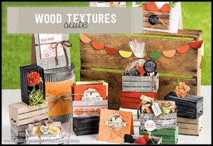 What's New Wednesday - see the WOOD TEXTURE SUITE from the NEW 2017-2018 Stampin' Up Annual Catalog! www.SimplySimpleStamping.com - check out blog post June 28, 2017