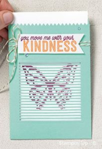 What's New Wednesday - see the YOU MOVE ME bundle from the NEW 2017-2018 Stampin' Up Annual Catalog! www.SimplySimpleStamping.com - check out blog post June 7, 2017
