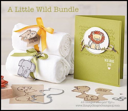 What's New Wednesday – A Little Wild Bundle
