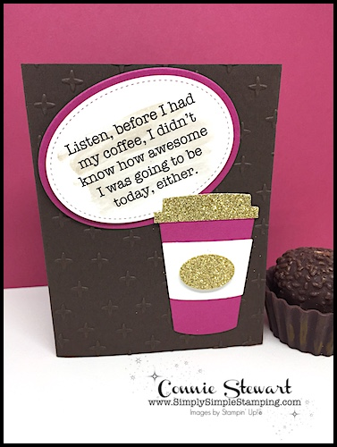 TEACH Me That! Learn to create COMPUTER GENERATED SENTIMENTS at www.SimplySimpleStamping.com - look for the July 27, 2017 blog post