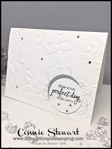 FLASH CARD VIDEO - Your Perfect Day Gift Card Holder - Create this card in a flash - see the video at www.SimplySimpleStamping.com - July 28, 2017 blog post