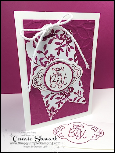 What's New Wednesday - see the showcase of DESIGNER SEREIS PAPER STACKS from the2017-2018 Stampin' Up Catalog! You can order it NOW at www.SimplySimpleStamping.com - check out blog post August 16, 2017