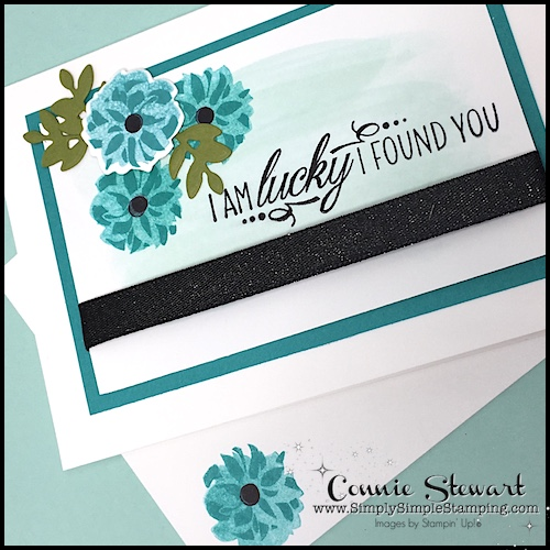 Did you miss the Facebook LIVE event this week? Catch it now! Learn an easy watercolor wash techniques and how to use them on 3 different cards! www.SimplySimpleStamping.com - August 4, 2017