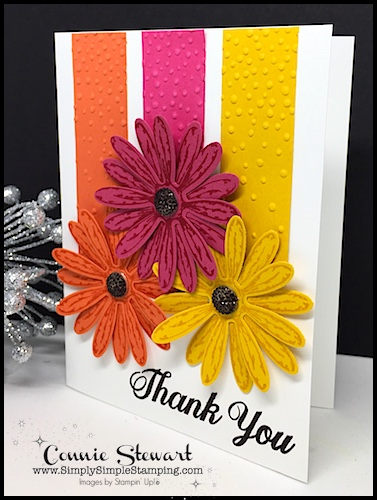 Video – Daisy Delight Thank You Card