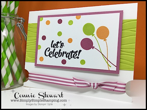 FLASH CARD MASH UP – Let's Celebrate Video Tutorial