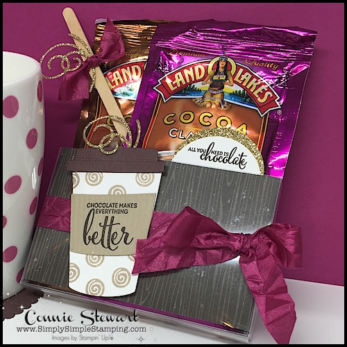 FACEBOOK Live Rewind – Hot Cocoa Gift Box