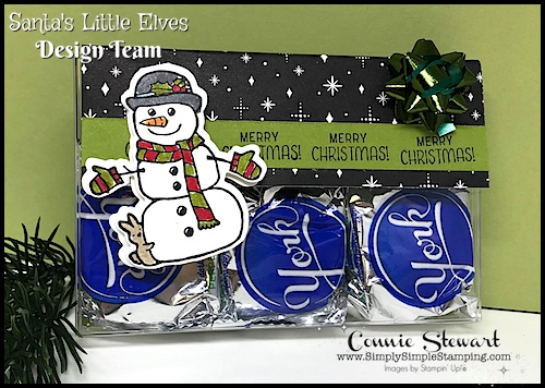 Countdown to Christmas – Seasonal Chums Candy Box