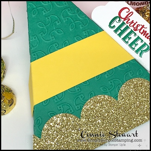 Watch the REWIND video of last week's Facebook LIVE! Ginny and I will share how to create this adorable Buddy the Elf gift box along with a Santa version as well. www.SimplySimpleStamping.com and look for the November 30, 2017 post!