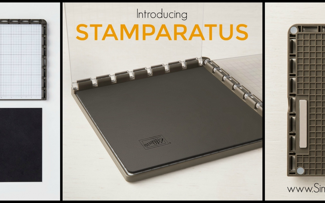 Final Days to RESERVE the Stamparatus!