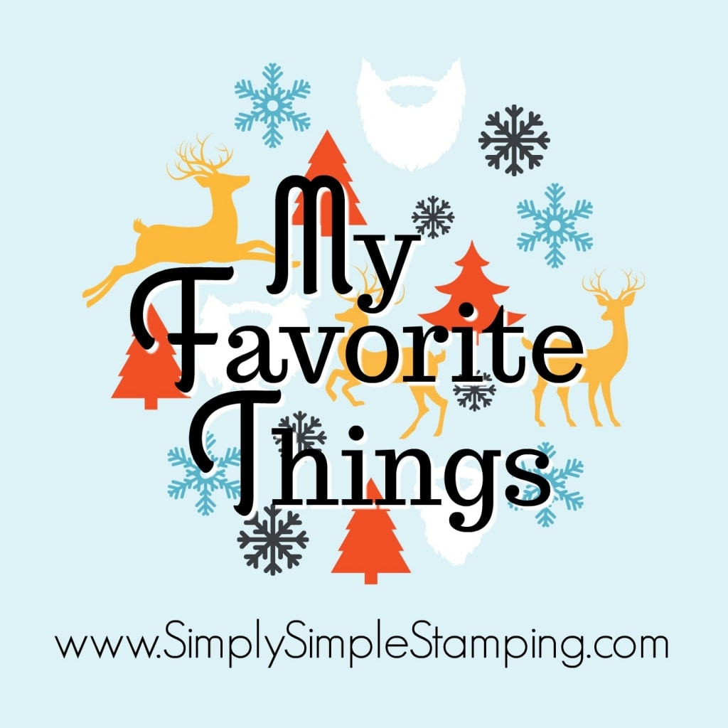 Join Connie Stewart as she shares some of her favorite cards, tips, and ideas in the month of December! www.SimplySimpleStamping.com
