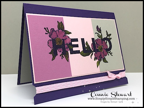 Join Connie in a big glass of Creative Juice! Fun sketches to get your creative juices flowing. A new set of sketches every week! www.SimplySimpleStamping.com - January 12, 2018 blog post!