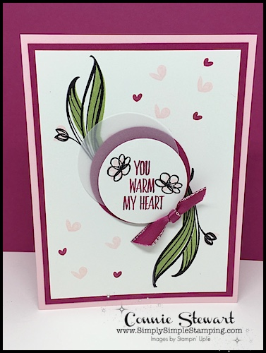 NEW STAMP SET! Lovely Wishes from the 2018 Stampin' Up Occasions catalog. Check out the video using this lovely stamp set at www.SimplySimpleStamping.com - look for the January 4, 2018 blog post