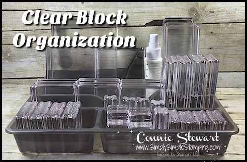 2-Minute Tuesday Tip – Clear Block Organization