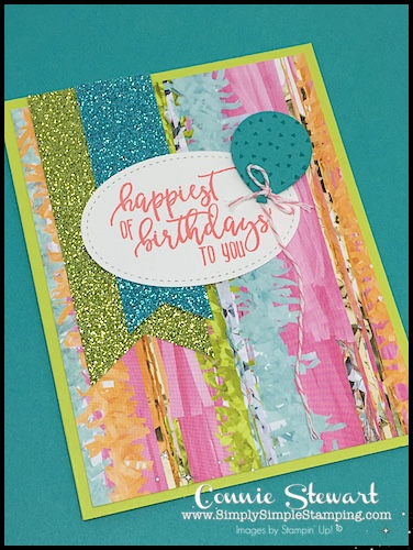 Join Connie in a big glass of Creative Juice! Fun sketches to get your creative juices flowing. A new set of sketches every week! www.SimplySimpleStamping.com - March 30, 2018 blog post!