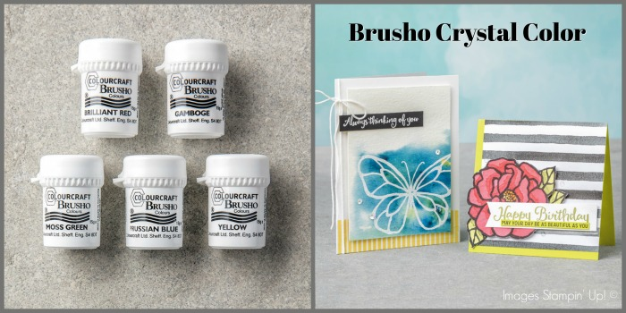 2-Minute Tuesday Tip – Brusho Crystal Colour Tip