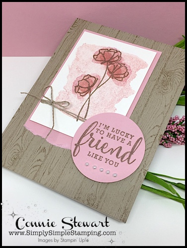 Join Connie in a big glass of Creative Juice! Fun sketches to get your creative juices flowing. A new set of sketches every week! www.SimplySimpleStamping.com - May 18, 2018 blog post!