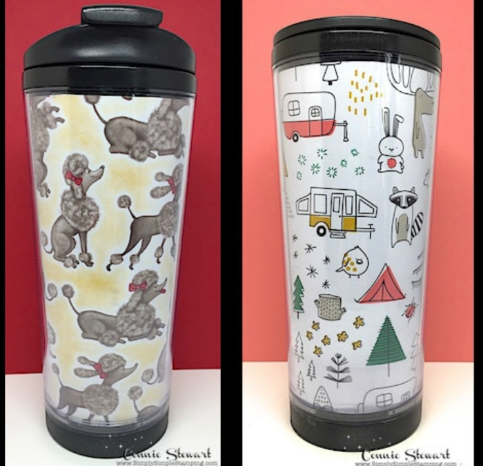 2-Minute Tuesday Tip – Create a Custom Designer Travel Mug