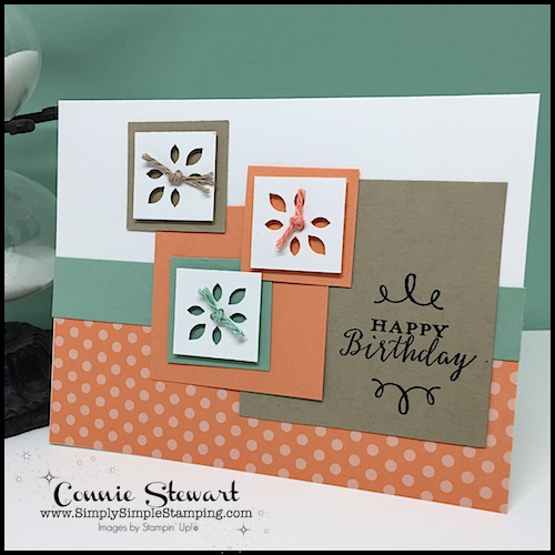 Join Connie in a big glass of Creative Juice! Fun sketches to get your creative juices flowing. A new set of sketches every week! www.SimplySimpleStamping.com - June 8, 2018 blog post!
