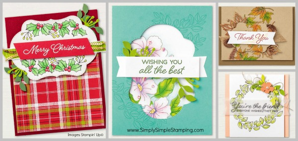 Get ready for the most amazing bundle EVER! The COLOR YOUR SEASON bundle! Available while supplies last (or until Aug. 31) - order yours at www.SimplySimpleStamping.com