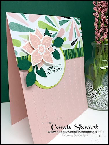 Join Connie in a big glass of Creative Juice! Fun sketches to get your creative juices flowing. A new set of sketches every week! www.SimplySimpleStamping.com - July 6, 2018 blog post!