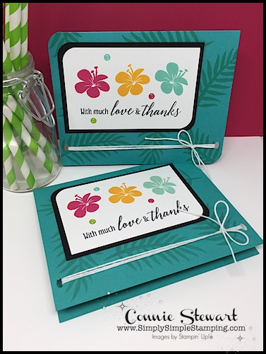 FLASH CARD video – With Much Love & Thanks