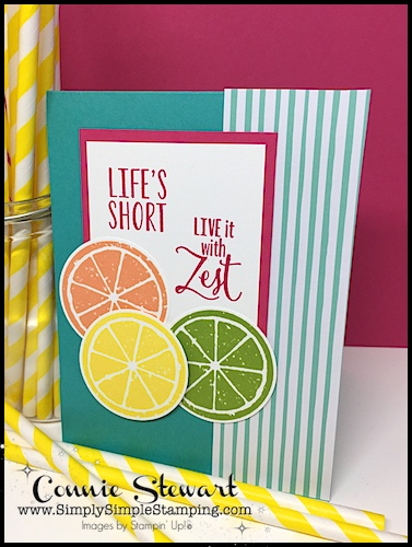 Join Connie in a big glass of Creative Juice! Fun sketches to get your creative juices flowing. A new set of sketches every week! www.SimplySimpleStamping.com - August 17, 2018 blog post!