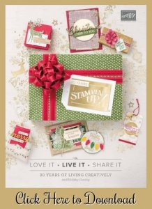 Download the NEW 2018-2019 Stampin' Up Holiday catalog at www.SimplySimpleStamping.com!