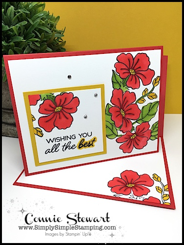 Creating with Stampin' Blends video – Wishing You the All Best