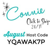 Use the AUGUST Host Code YQAWAK7P on your order of $30 or more and receive Surprise & Delight in your hand stamped thank you card! www.SimplySimpleStamping.com