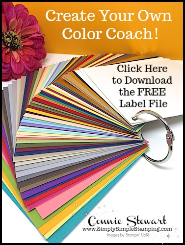 Creating a Color Coach Book: 2-Minute Tuesday Tip