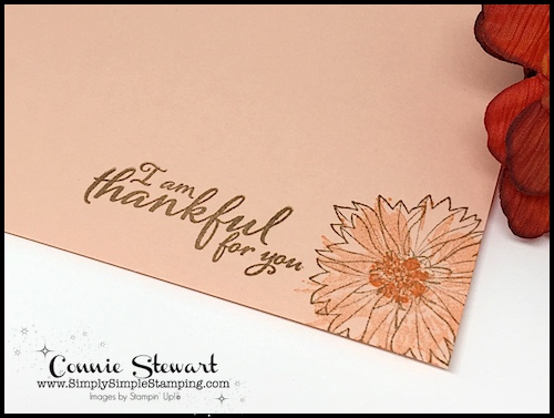 Join Connie in a big glass of Creative Juice! Fun sketches to get your creative juices flowing. A new set of sketches every week! www.SimplySimpleStamping.com - October 5, 2018 blog post! #cardmaking #greetingcards #stampinupcards #conniestewart #simplysimplestamping